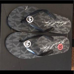 Michael Kors Mk Flip flops